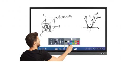 Écran plat interactif éducation UHD 4K 55 POUCES RM5501K BENQ TRIAXE.png