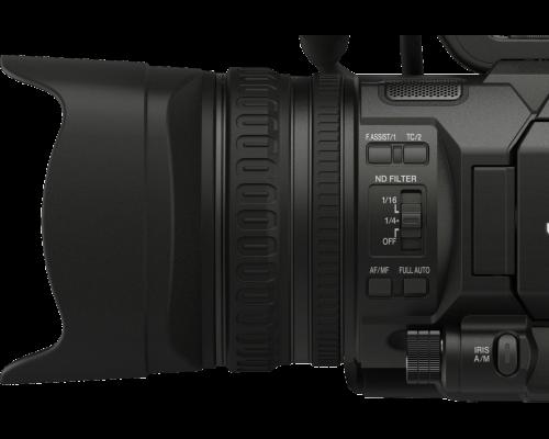 Caméscope 4K compact de poing GY-HM170E JVC