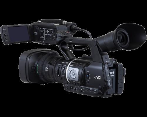 Caméscope ENG HD GY-HM620E