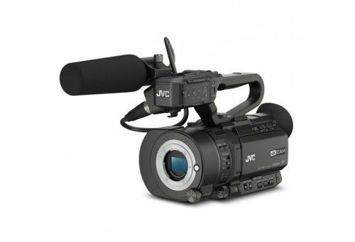 JVC - GY-LS300CHE : Camescope 4K Boîtier nu