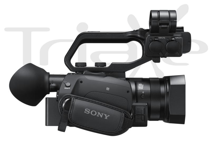 SONY TRIAXE HXR-NX80 CAMESCOPE FULL HD