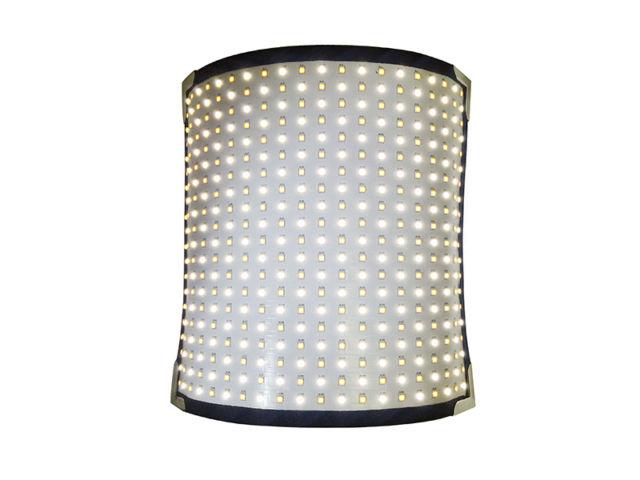 PANNEAU LED FLEXIBLE FL400VE (25X25 CM) 2700/6500°K CINEROID