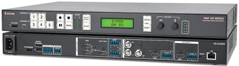 extron triaxe smp 351