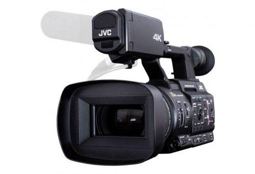 Caméscope JVC GY-HC500U 4K
