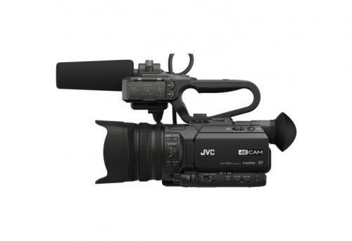 Caméscope JVC GY-HM180E Ultra HD 4K