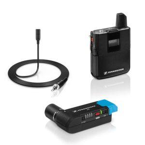 L'AVX-ME2 SET est le microphone sans fil numérique qu'il faut à vos projets de film