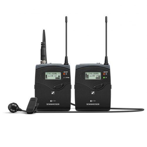 EW 122P G4 Système sans fil tout-en-un robuste d'une grande flexibilité pour un son de qualité de diffusion