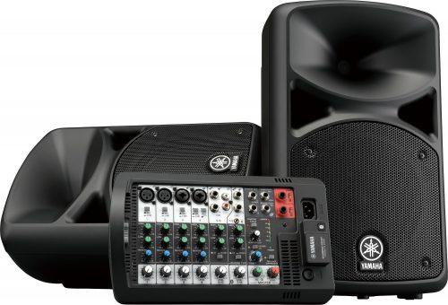 YAMAHA STAGEPAS 400BT Systèmes de sonorisation portatifs