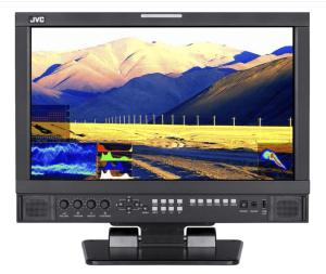 DT-G17E JVC Moniteur HD face