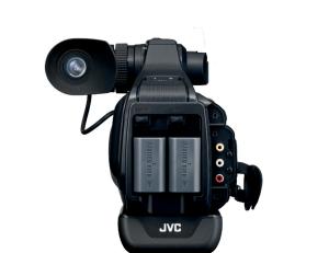 GY-HM70E JVC caméscope vue1