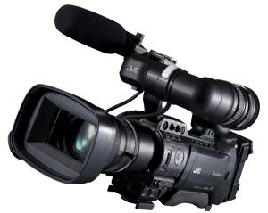 GY-HM850RE JVC Caméscope vue1