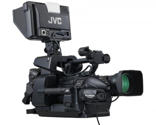 GY-HM890RE JVC Caméscope