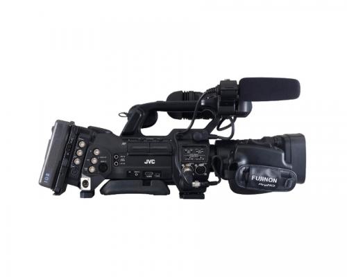 GY-HM890RE JVC Caméscope vue1