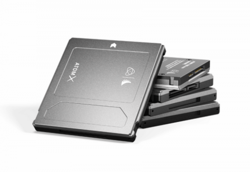 Angelbird Disque SSD Mini AtomX 500 GB