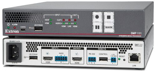 Extron Triaxe Streaming smp111