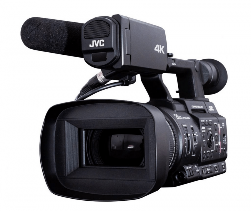 JVC GY-HC550 Caméscope