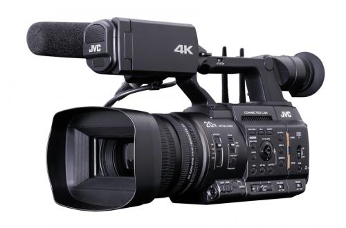 JVC GY-HC550 Caméscope vue 1