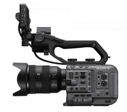 SONY Caméscope FX6