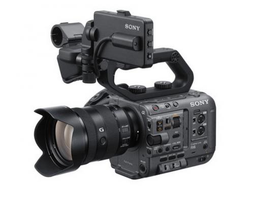SONY Caméscope FX6 vue1