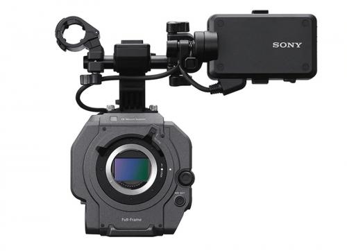 PXW-FX9 Sony vue 1