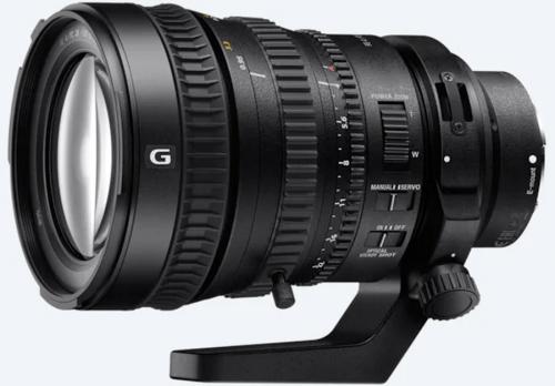 PXW-FX9K Sony optique selp28135g