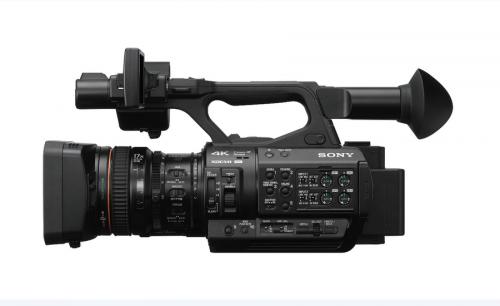 PXW-Z280 Sony vue 1