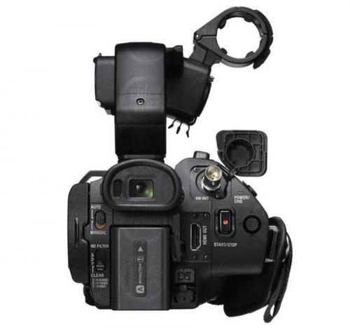 PXW-Z90 Sony vue 1