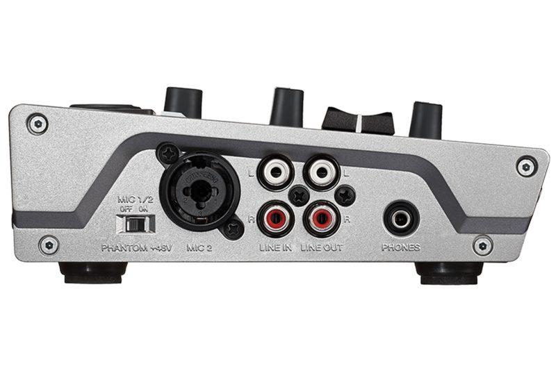 coté Roland - VR-1HD : Mélangeur de streaming