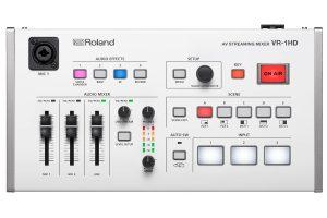 Roland - VR-1HD : Mélangeur de streaming