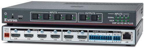 DXP 42 HD 4K PLUS extron