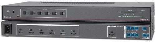 SW6 HD 4K Sélecteur HDMI à six entrées