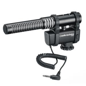 Micros canon mini-jack