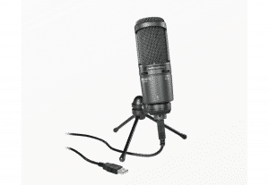 Audio-Technica AT2020USB vue 1