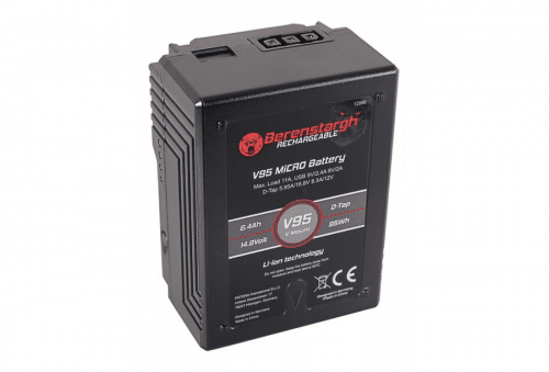 Berenstargh Batterie 12996