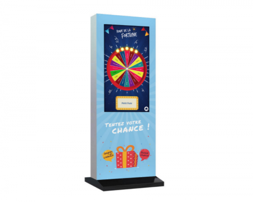 Totem tactile iPLAY 32 pouces